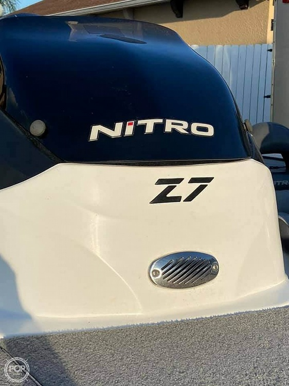 2015 Nitro boat for sale, model of the boat is Z7 & Image # 3 of 20