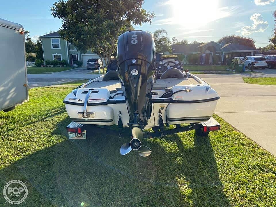 2015 Nitro boat for sale, model of the boat is Z7 & Image # 4 of 20