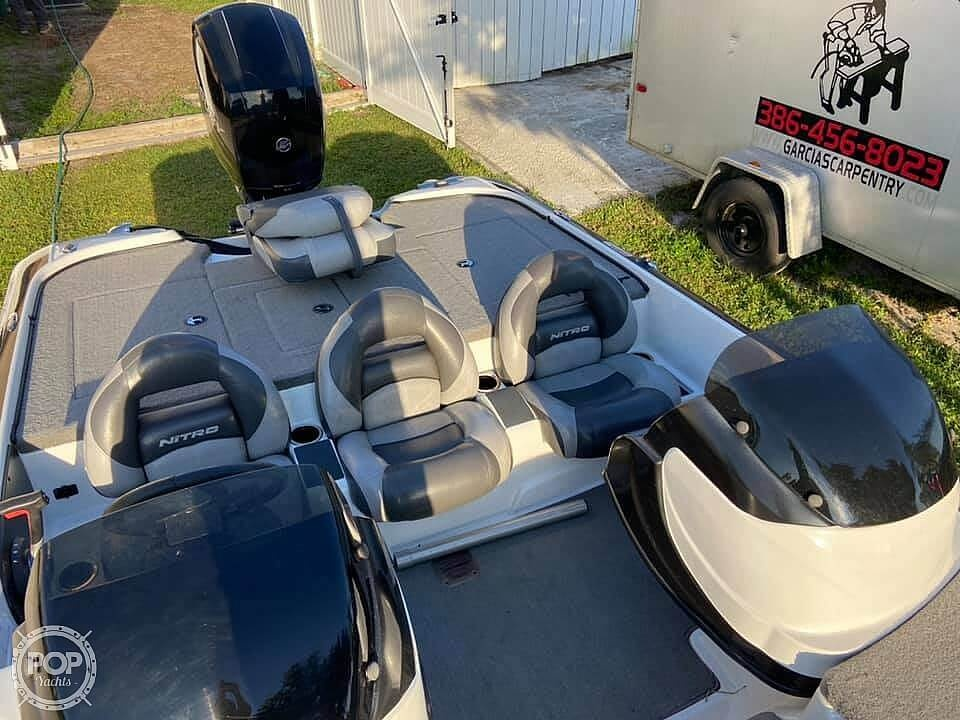 2015 Nitro boat for sale, model of the boat is Z7 & Image # 5 of 20