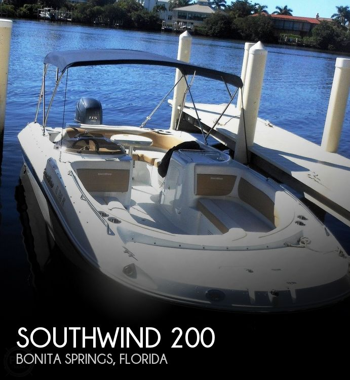 2012 Southwind boat for sale, model of the boat is 200 & Image # 1 of 10