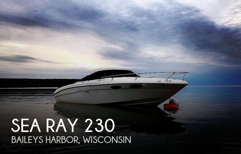 Used Sea Ray Weekender Boats For Sale by owner | 1999 Sea Ray 230 Weekender Cuddy