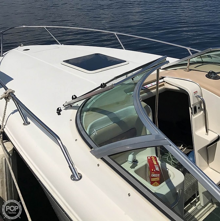 1999 Sea Ray boat for sale, model of the boat is 230 Weekender Cuddy & Image # 14 of 26