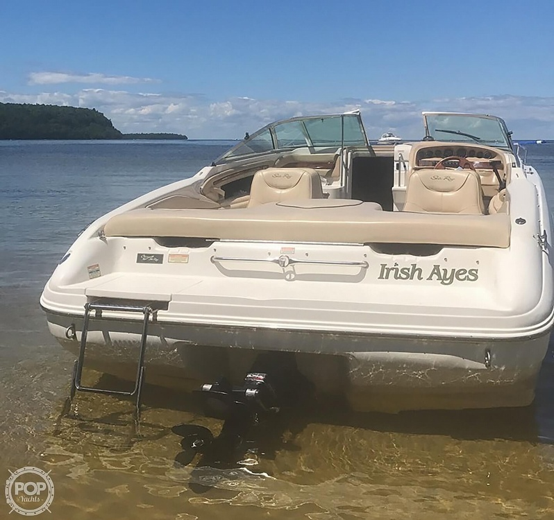 1999 Sea Ray boat for sale, model of the boat is 230 Weekender Cuddy & Image # 21 of 26