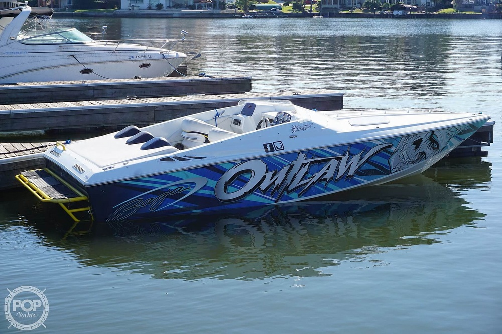 2006 Baja boat for sale, model of the boat is Outlaw 25 & Image # 2 of 40