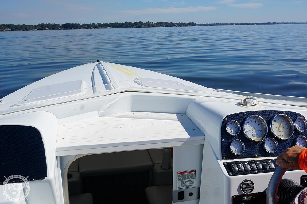 2006 Baja boat for sale, model of the boat is Outlaw 25 & Image # 7 of 40