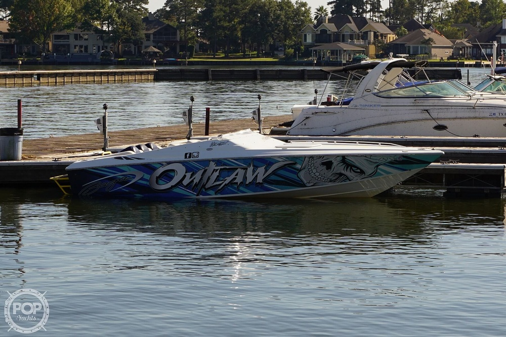 2006 Baja boat for sale, model of the boat is Outlaw 25 & Image # 9 of 40