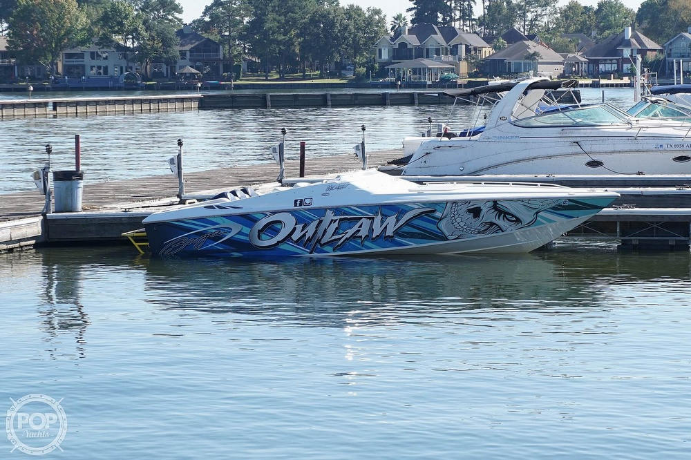 2006 Baja boat for sale, model of the boat is Outlaw 25 & Image # 10 of 40