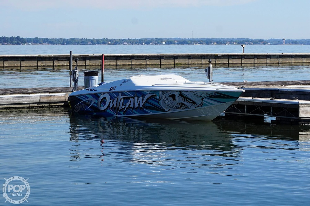 2006 Baja boat for sale, model of the boat is Outlaw 25 & Image # 11 of 40