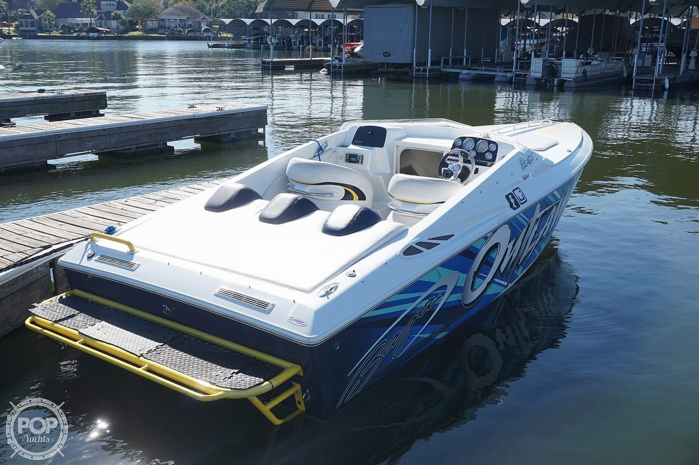 2006 Baja boat for sale, model of the boat is Outlaw 25 & Image # 13 of 40