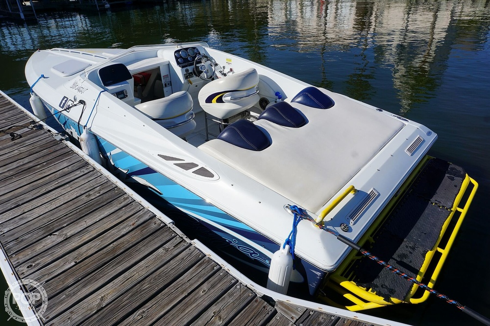 2006 Baja boat for sale, model of the boat is Outlaw 25 & Image # 15 of 40