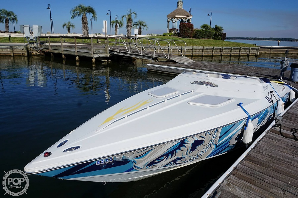 2006 Baja boat for sale, model of the boat is Outlaw 25 & Image # 16 of 40