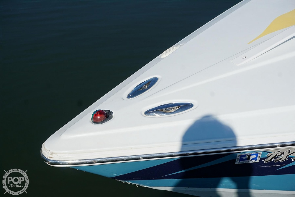 2006 Baja boat for sale, model of the boat is Outlaw 25 & Image # 17 of 40