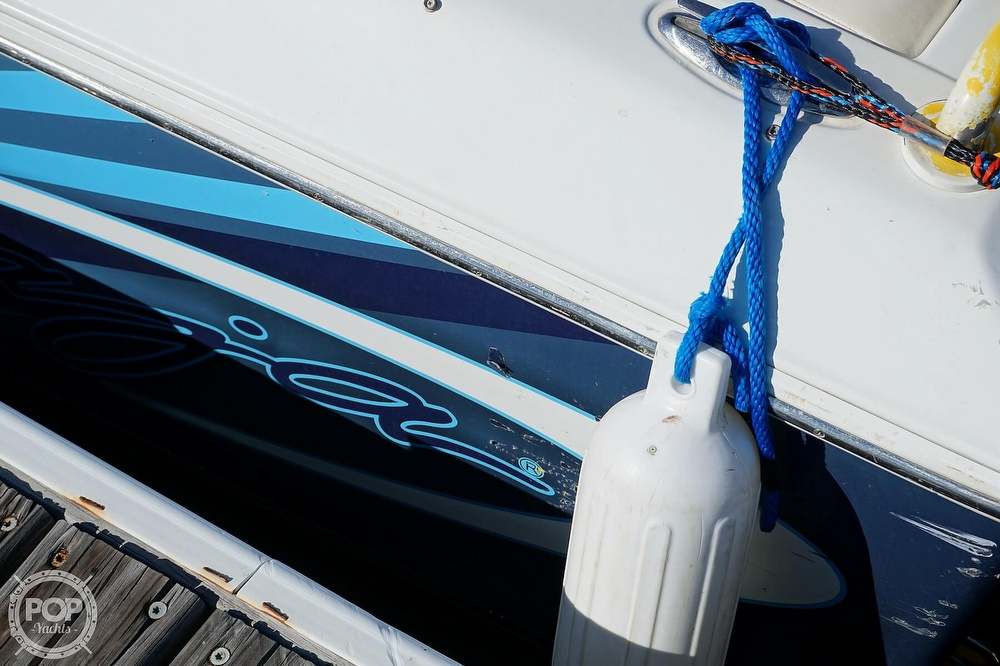 2006 Baja boat for sale, model of the boat is Outlaw 25 & Image # 27 of 40