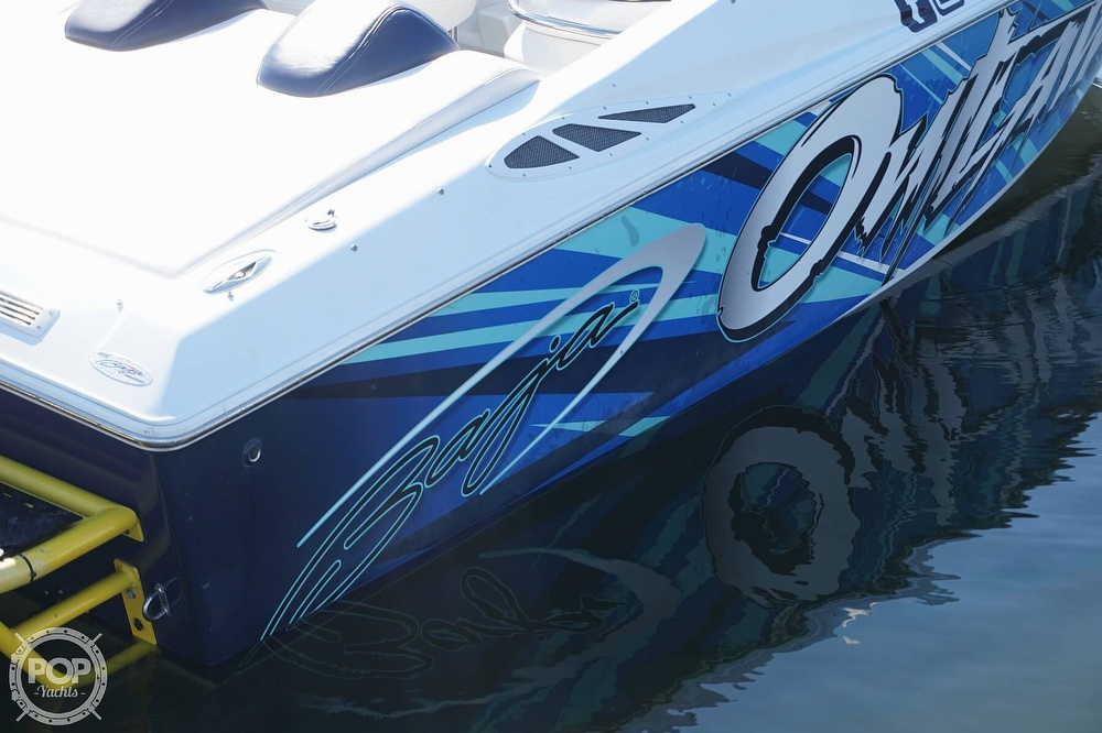2006 Baja boat for sale, model of the boat is Outlaw 25 & Image # 31 of 40