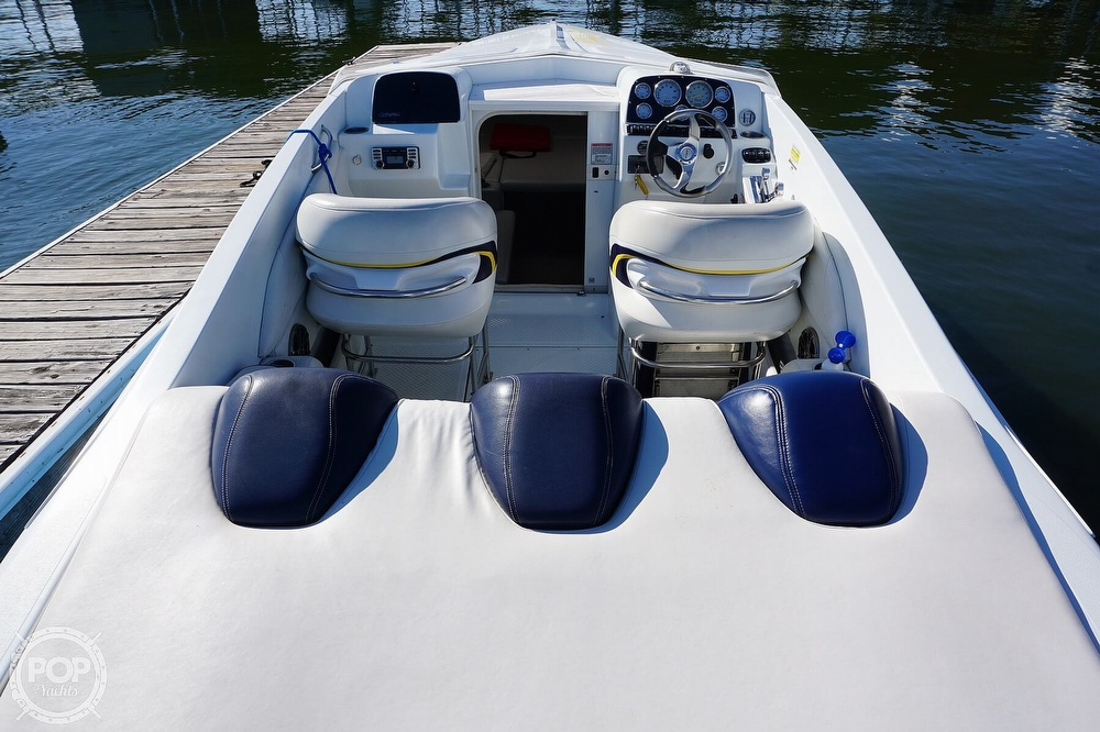 2006 Baja boat for sale, model of the boat is Outlaw 25 & Image # 33 of 40