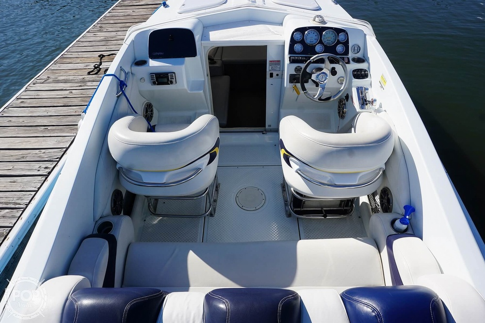 2006 Baja boat for sale, model of the boat is Outlaw 25 & Image # 35 of 40