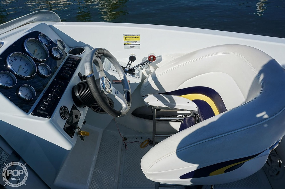 2006 Baja boat for sale, model of the boat is Outlaw 25 & Image # 38 of 40