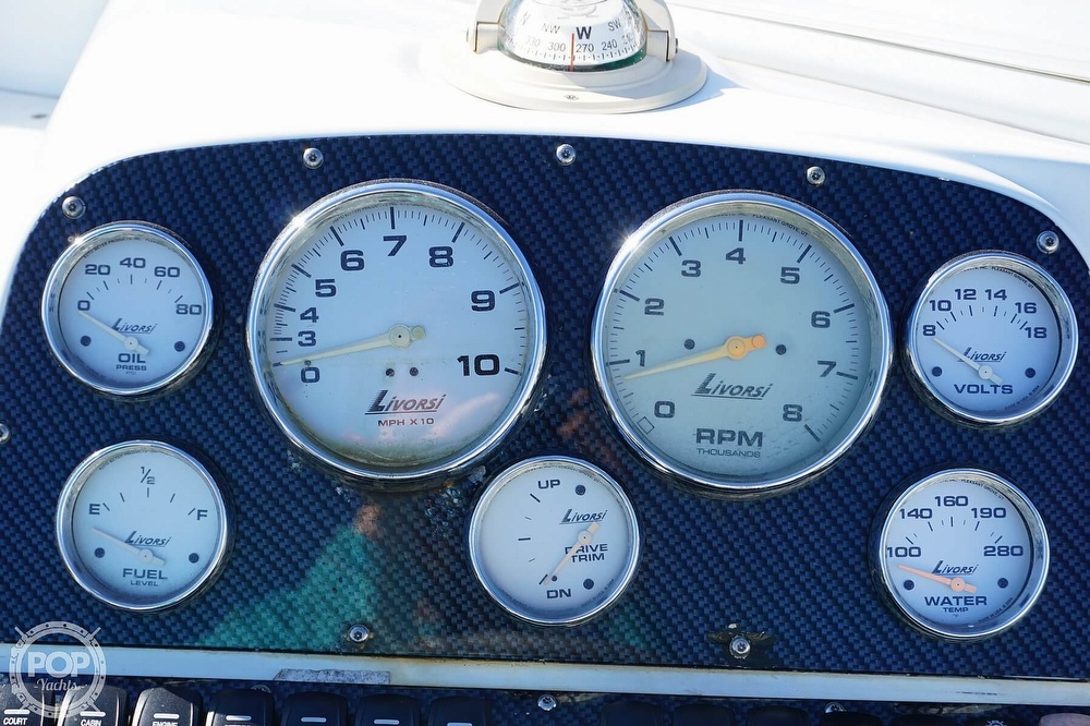 2006 Baja boat for sale, model of the boat is Outlaw 25 & Image # 40 of 40