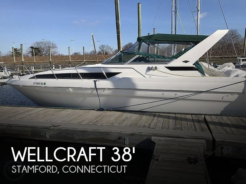 Used Wellcraft Martinique Boats For Sale by owner | 1995 38 foot Wellcraft Martinique