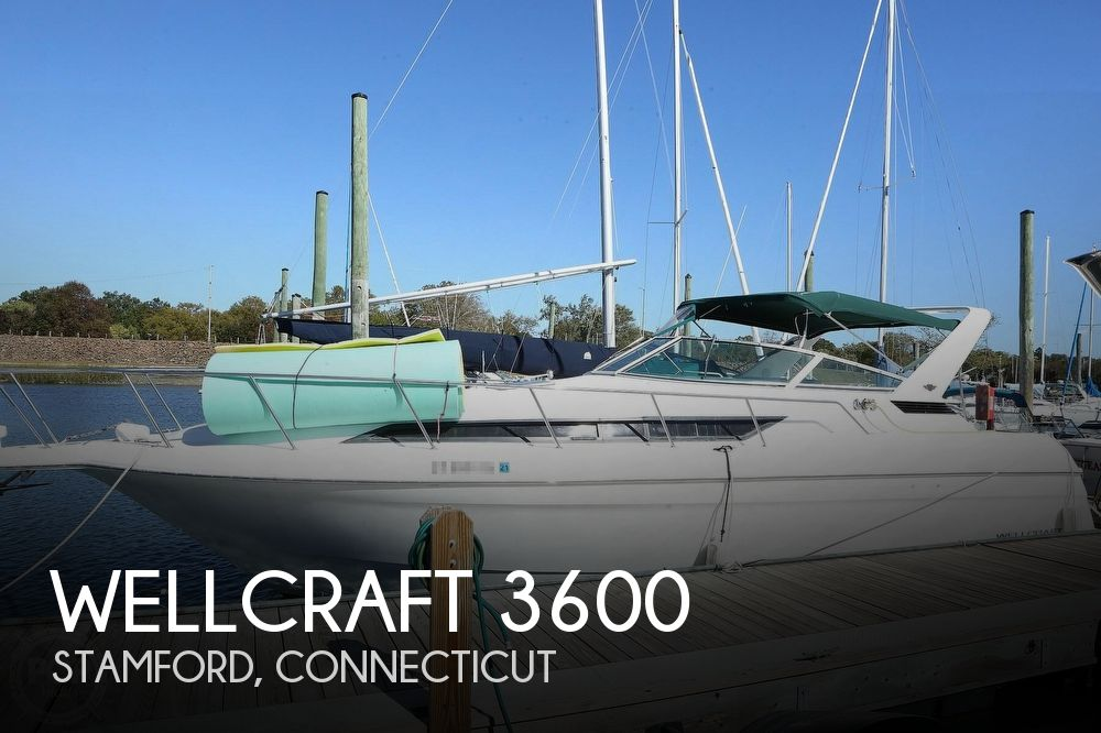 1995 WELLCRAFT 3600 MARTINIQUE for sale