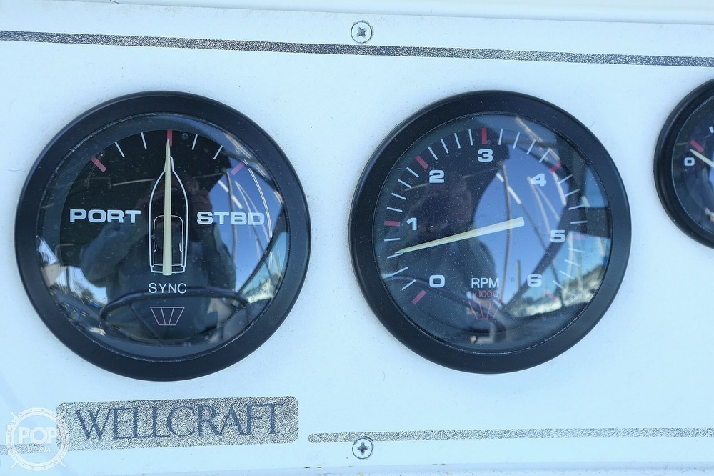 1995 Wellcraft boat for sale, model of the boat is 3600 Martinique & Image # 22 of 40