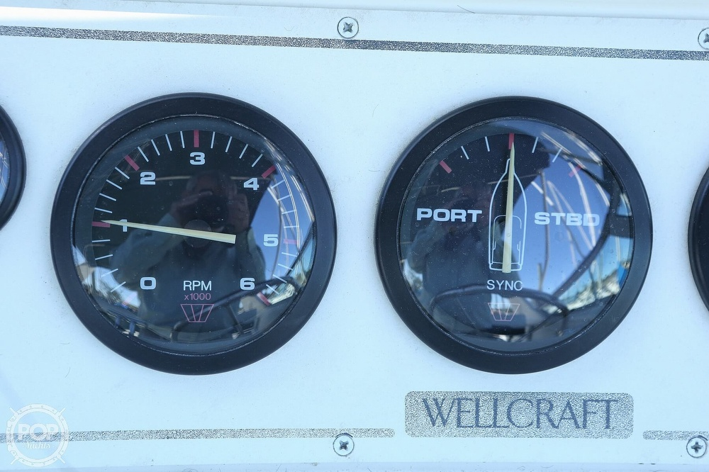 1995 Wellcraft boat for sale, model of the boat is 3600 Martinique & Image # 23 of 40