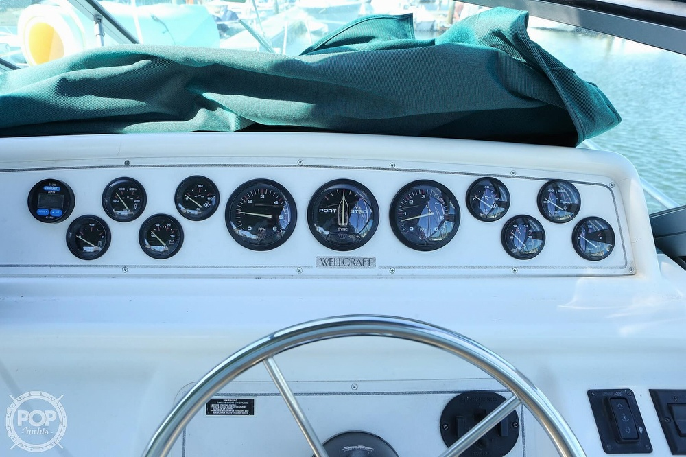 1995 Wellcraft boat for sale, model of the boat is 3600 Martinique & Image # 26 of 40