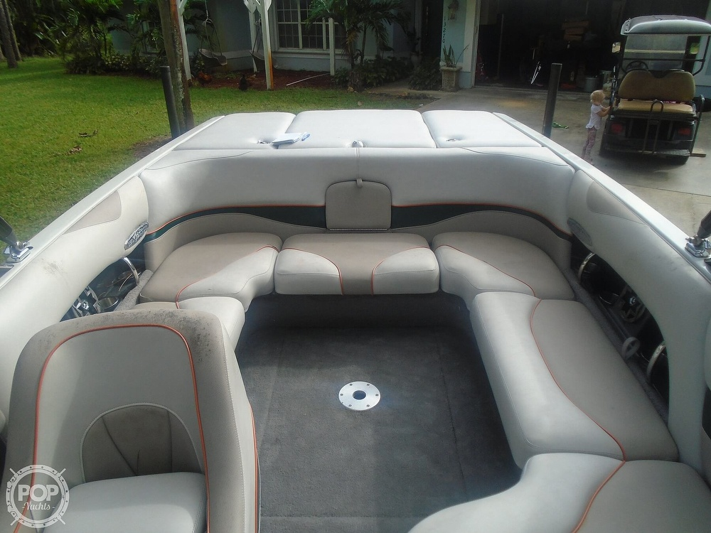 2006 Malibu boat for sale, model of the boat is Wakesetter & Image # 7 of 41