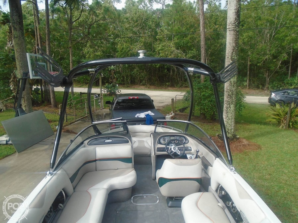 2006 Malibu boat for sale, model of the boat is Wakesetter & Image # 9 of 41