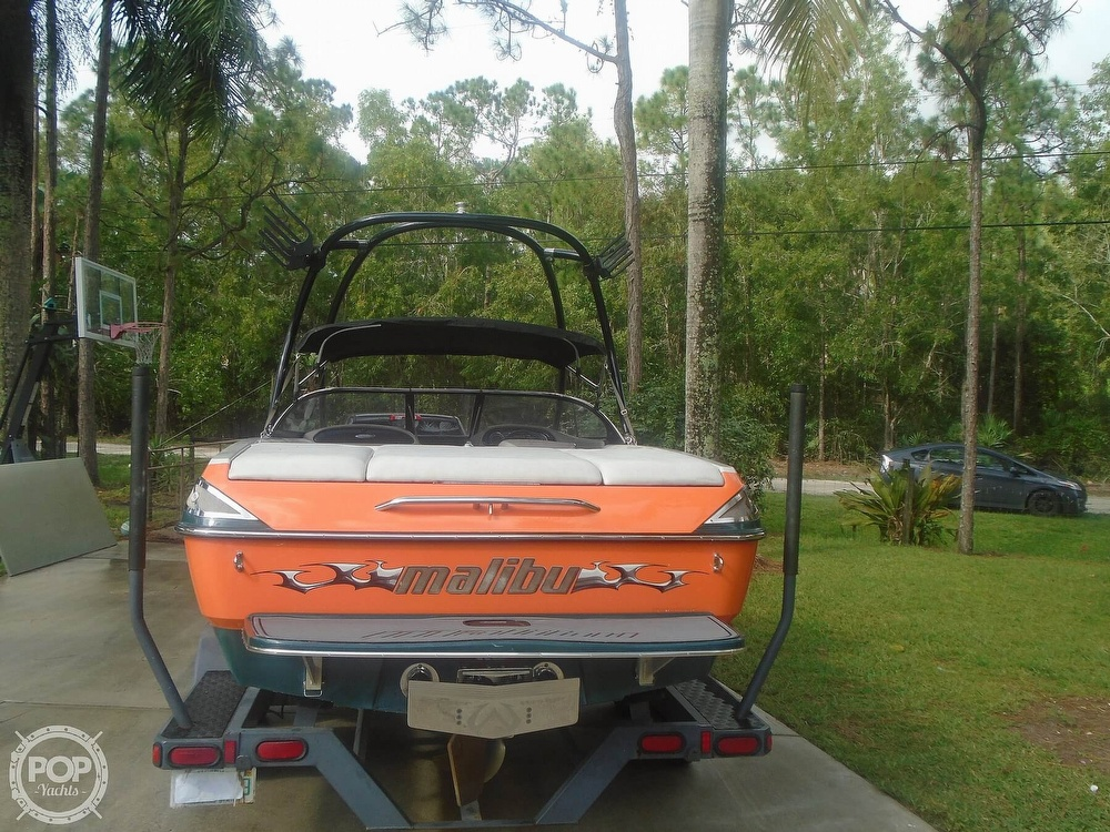 2006 Malibu boat for sale, model of the boat is Wakesetter & Image # 12 of 41
