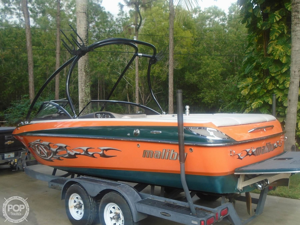 2006 Malibu boat for sale, model of the boat is Wakesetter & Image # 29 of 41