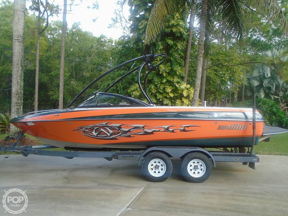 2006 Malibu boat for sale, model of the boat is Wakesetter & Image # 30 of 41