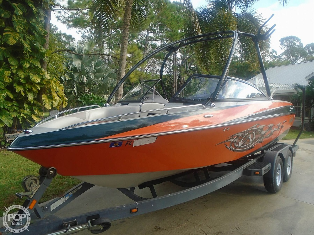 2006 Malibu boat for sale, model of the boat is Wakesetter & Image # 31 of 41