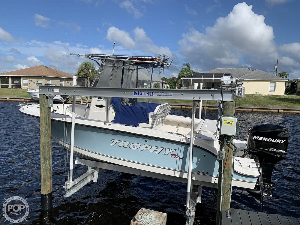 2008 Trophy boat for sale, model of the boat is 2103CC & Image # 15 of 40