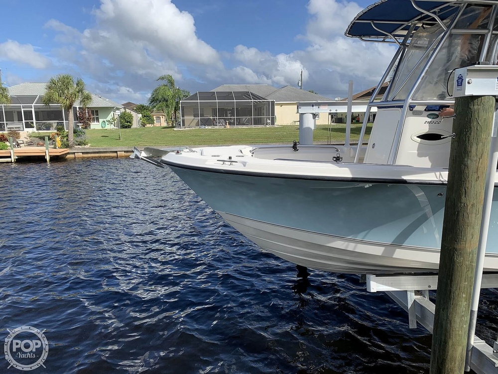 2008 Trophy boat for sale, model of the boat is 2103CC & Image # 31 of 40