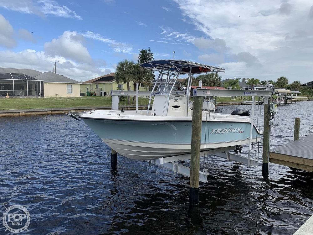 2008 Trophy boat for sale, model of the boat is 2103CC & Image # 5 of 40