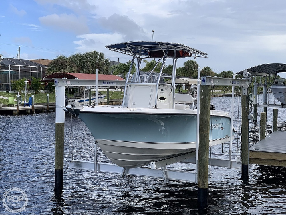 2008 Trophy boat for sale, model of the boat is 2103CC & Image # 6 of 40