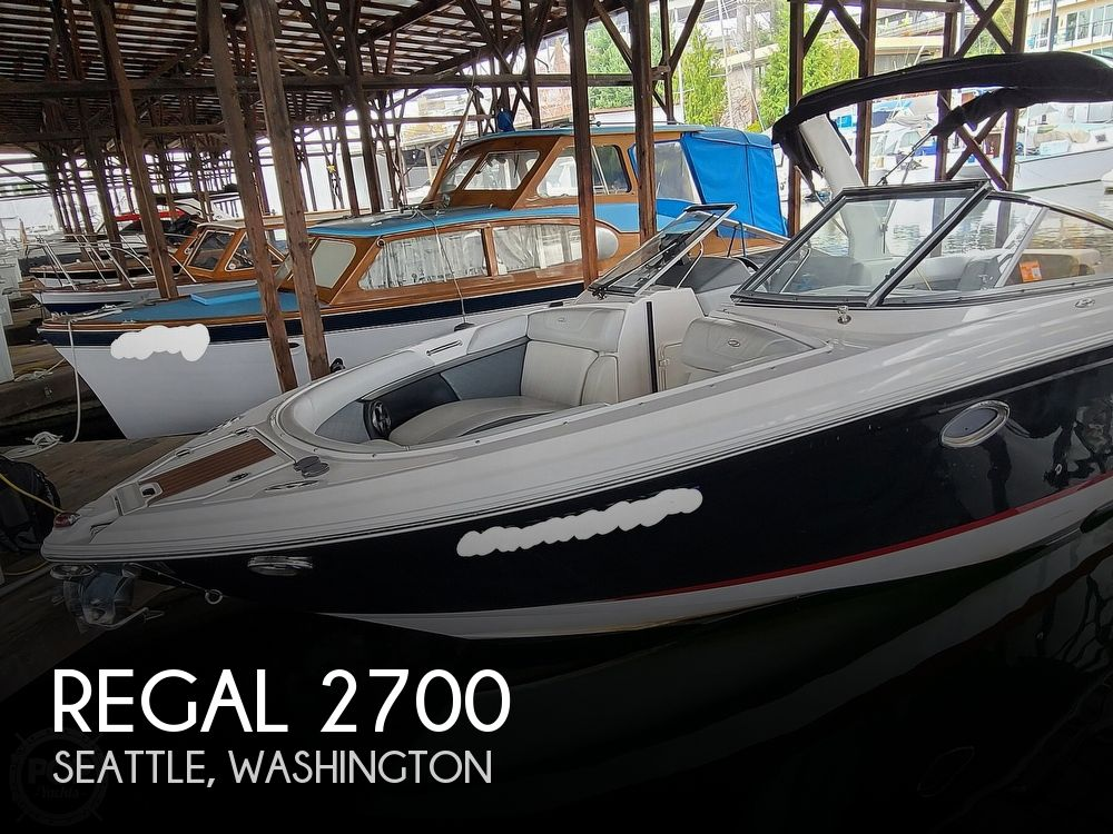 2013 REGAL 2700 for sale