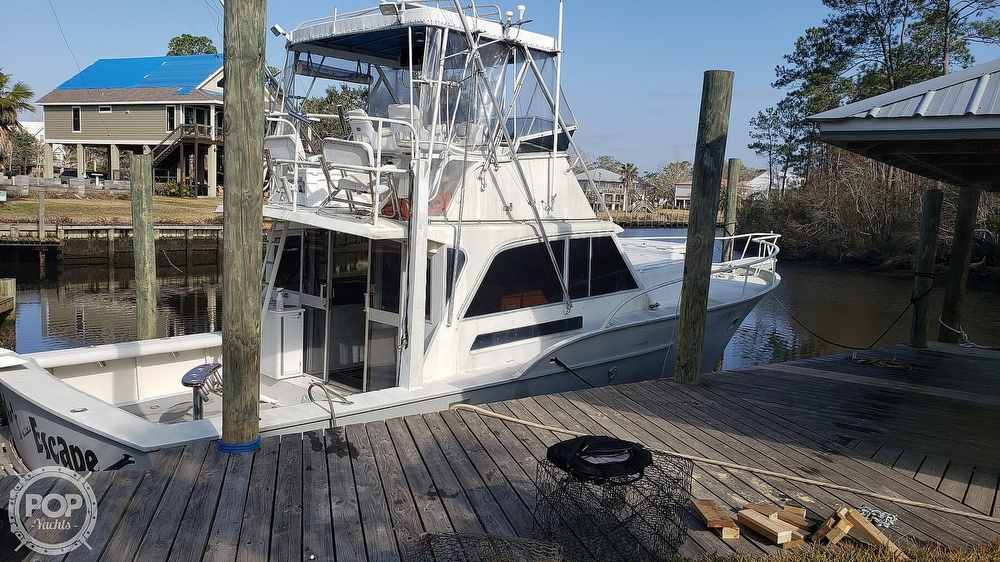 1971 Striker boat for sale, model of the boat is 44 & Image # 3 of 40