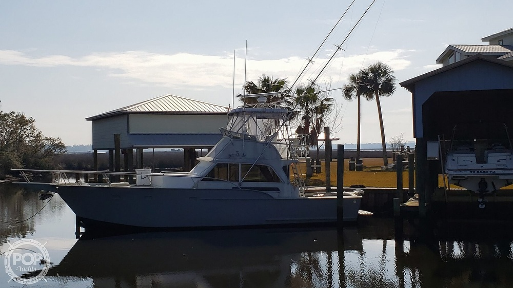 1971 Striker boat for sale, model of the boat is 44 & Image # 4 of 40