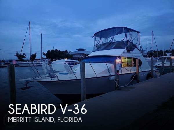 Used Seabird Boats For Sale by owner | 1973 40 foot Seabird Sportfish