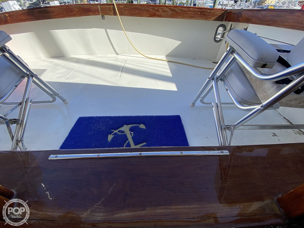 1988 Egg Harbor boat for sale, model of the boat is 37 Convertible & Image # 4 of 40