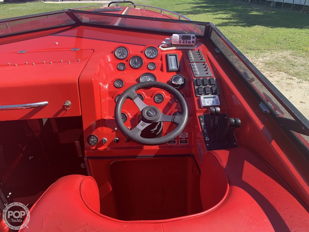 1993 Checkmate boat for sale, model of the boat is 301 Convincor & Image # 4 of 40
