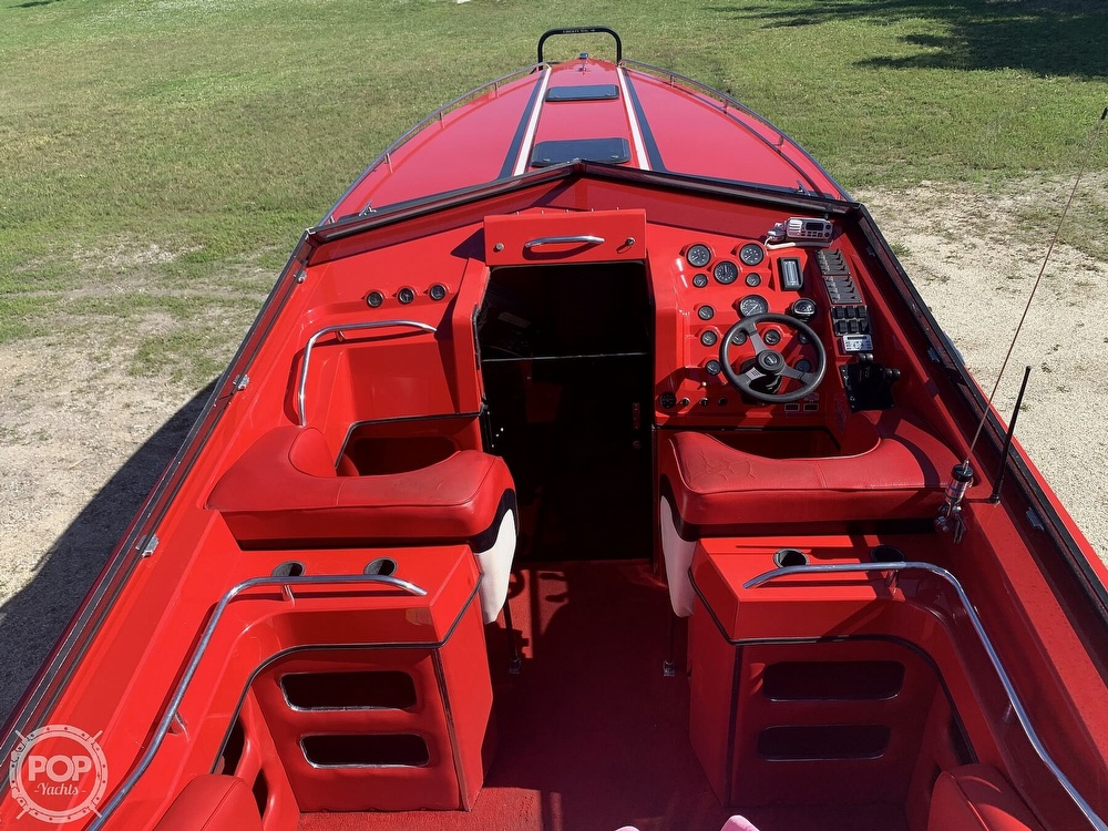 1993 Checkmate boat for sale, model of the boat is 301 Convincor & Image # 2 of 40