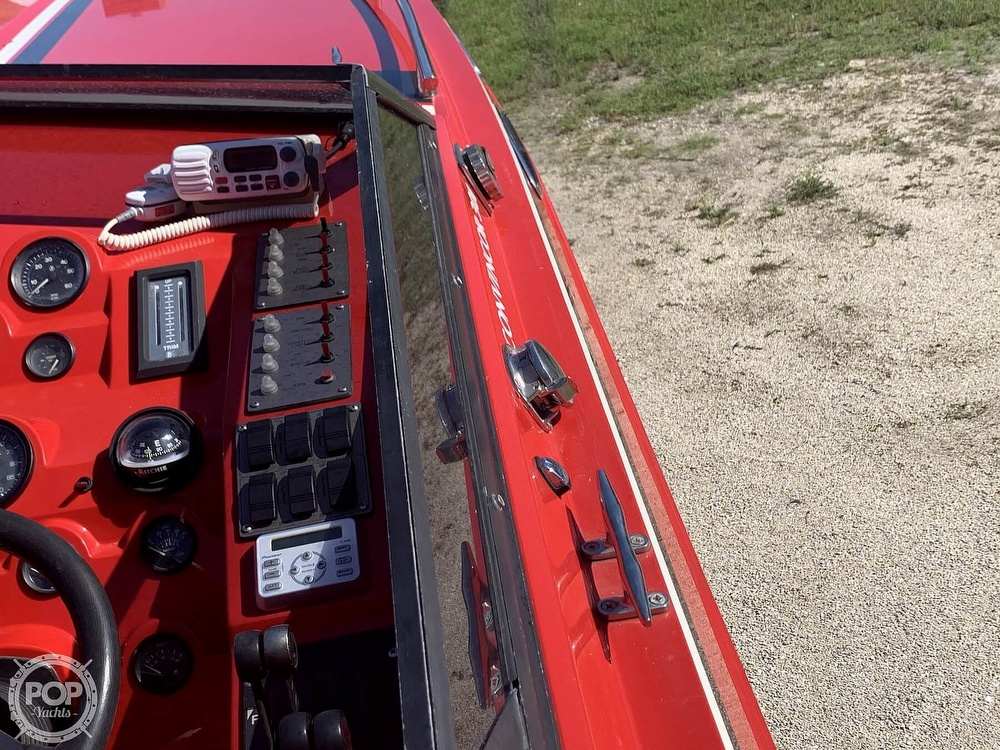 1993 Checkmate boat for sale, model of the boat is 301 Convincor & Image # 16 of 40