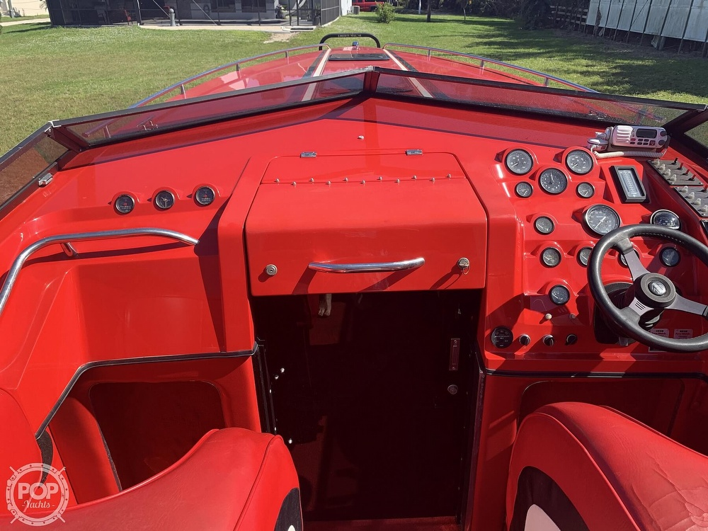 1993 Checkmate boat for sale, model of the boat is 301 Convincor & Image # 17 of 40