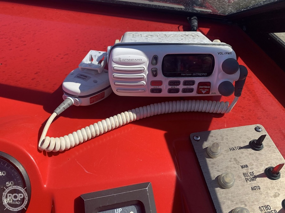 1993 Checkmate boat for sale, model of the boat is 301 Convincor & Image # 36 of 40