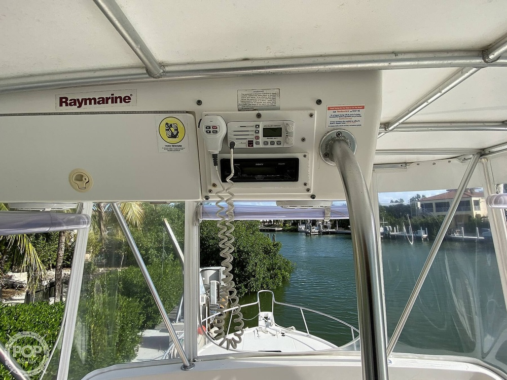2003 Luhrs boat for sale, model of the boat is 34 Convertible & Image # 13 of 40