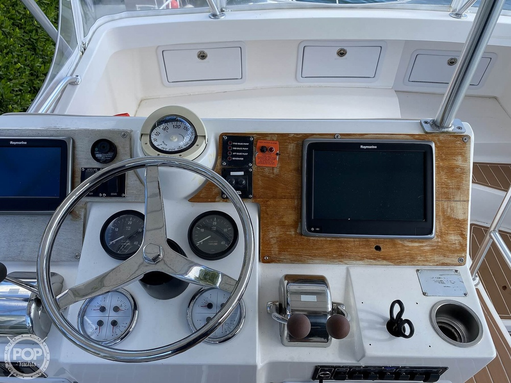 2003 Luhrs boat for sale, model of the boat is 34 Convertible & Image # 40 of 40