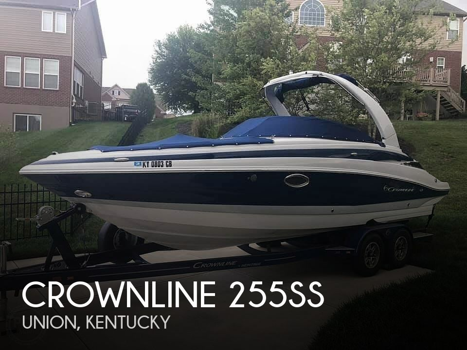 Used Boats For Sale in Dayton, Ohio by owner | 2018 Crownline 255ss